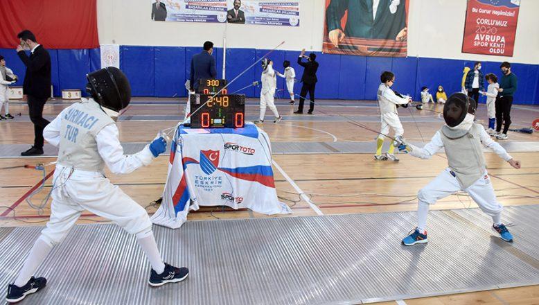 Eskrim: Türkiye 14 Yaş Altı Flöre Turnuvası