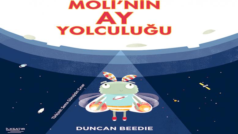 Moli'nin Ay Yolculuğu, raflarda