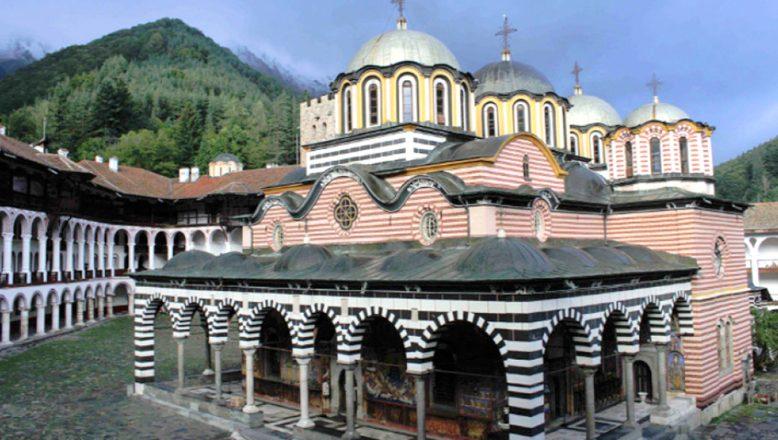 Rila Manastırı'nda Noel'de, çok sayıda ziyaretçi bekleniyor