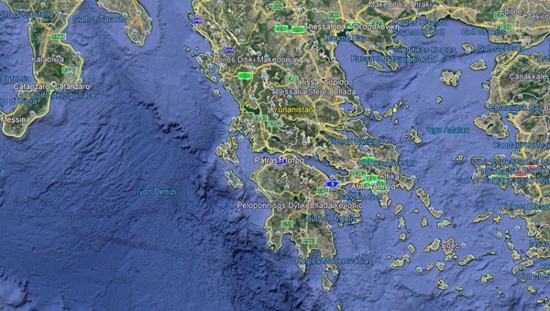 Kara sularını, İyon Denizi'nde 12 mile çıkaracak