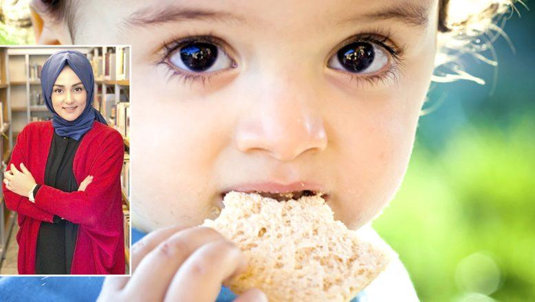 """""""Bebeğinizi bırakın, kendi yesin"""""""