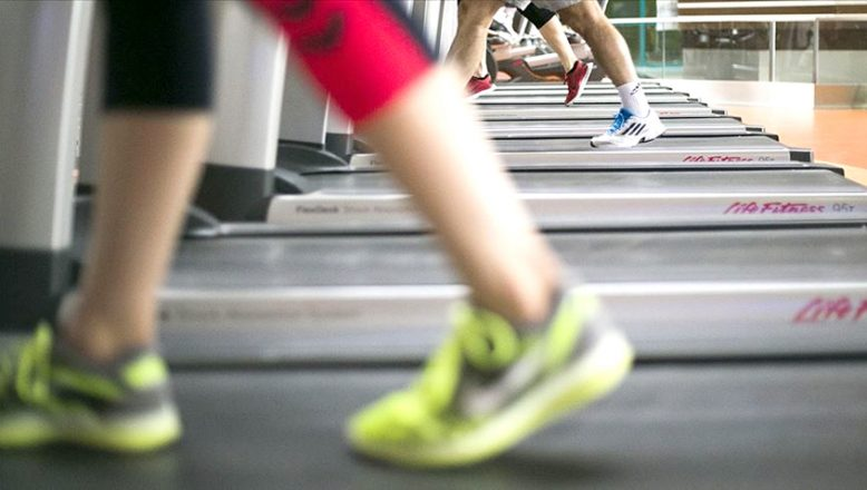 """""""Spor yapmamak, cilt sağlığı için tehlike oluşturuyor"""""""