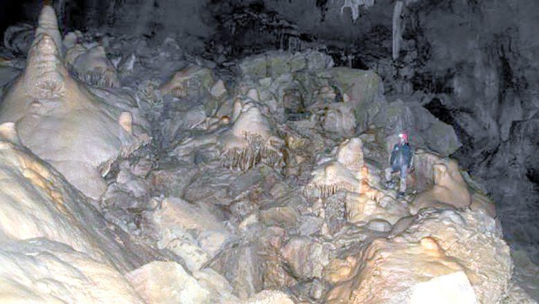 Bazı mağaralar, 'Tabiat Varlığı' oldu