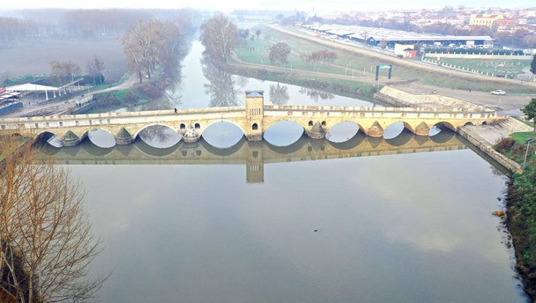 Yağışlar nehir debilerini 3 kat artırdı