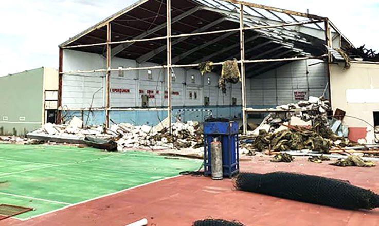 Spor tesislerinin inşaatına başlanacak