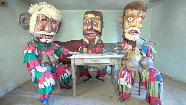Ivo Dançev'in büyüleyici kukerleri
