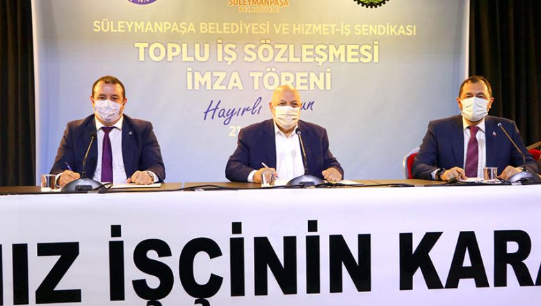 """""""Taşeron sistemin kaldırılması, çalışma hayatına dair en büyük reformdur"""""""