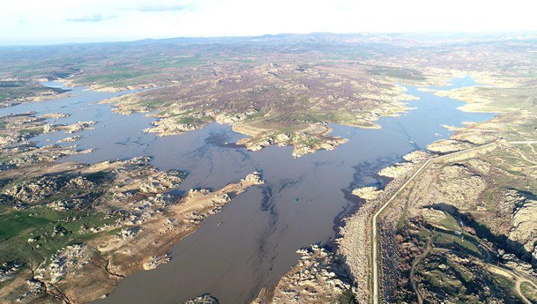 Barajlar 67 milyon metreküp su aldı