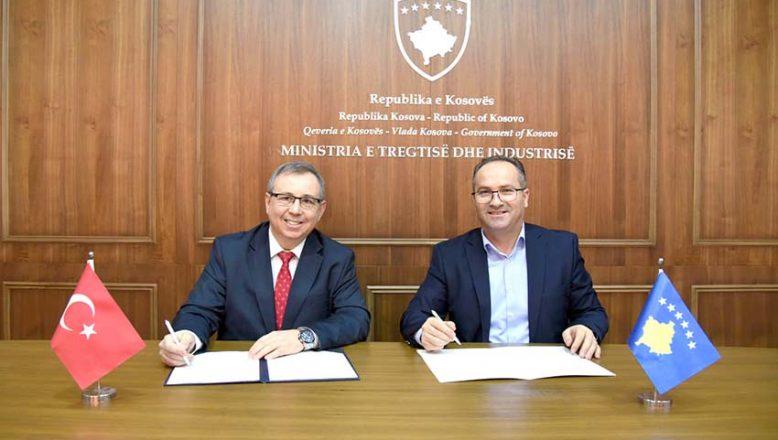 Kosova Teknopark'ın ilk adımları atıldı