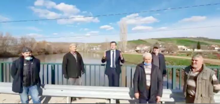 """Gaytancıoğlu, """"Çömlekköy Barajı yapılsın"""""""