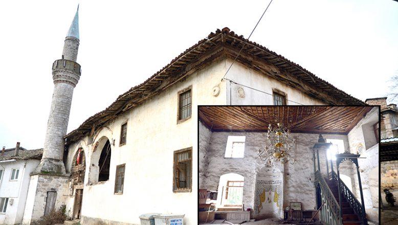 İki asırlık çok işlevli köy camisi, restore edilecek