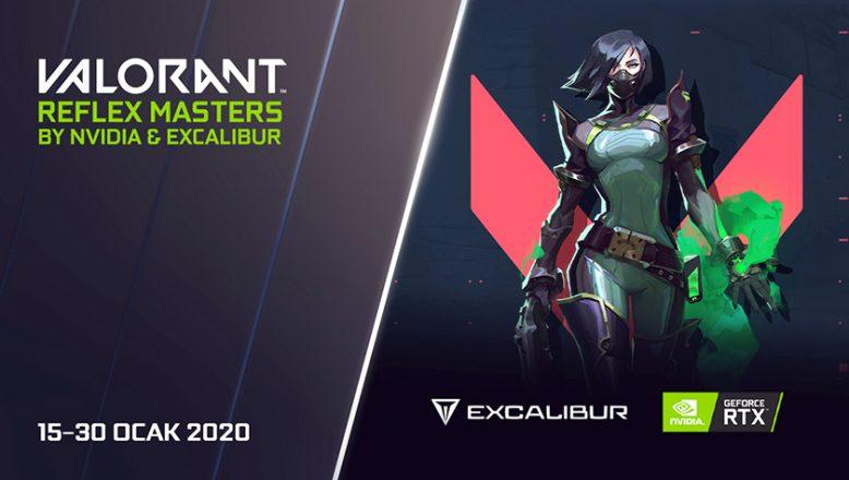 Casper Excalibur ile Valorant Turnuvası başladı