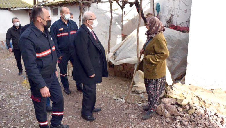 Başkan Albayrak, Şarköy'ü inceledi