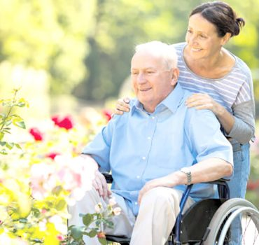 Risk altında olan yaşlılara, koruyucu bakım hizmeti