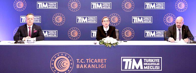 """""""Cumhuriyet Tarihi'nin aylık ihracat rekoru kırıldı"""""""