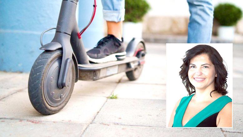 """""""Elektrikli scooterlar, yasal düzenlemeye kavuşturuldu"""""""