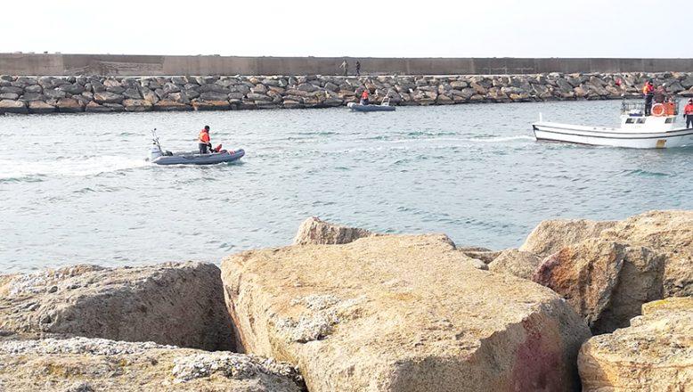 Enez'de kayıp balıkçı aranıyor