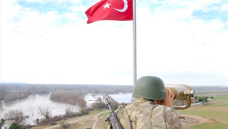 PKK şüphelileri sınırda yakalandı