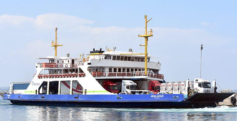 GESTAŞ filosuna 7'nci gemiyi kattı