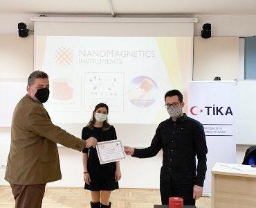 TİKA'dan Bosna Hersek'teki Bilimsel Araştırmalara Yerli ve Milli Destek