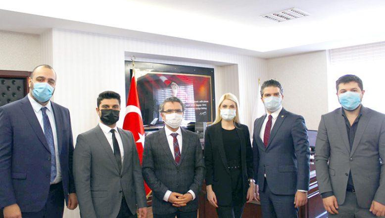 DEVA'dan Başsavcı Karabacak'a ziyaret