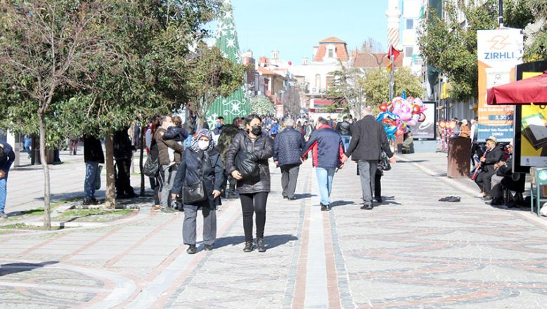 Her 100 Edirneli'den 21'i İstanbul'da