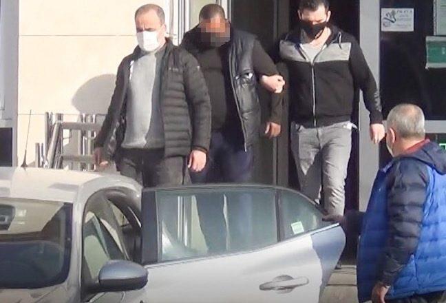 Fuhuşa teşvik iddiasıyla tutuklandı