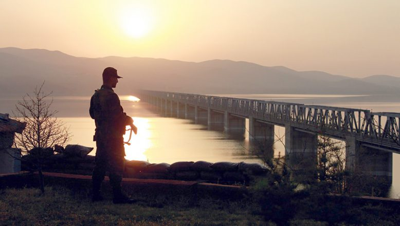 Yunanistan'a kaçmaya çalışan 3 PKK'lı yakalandı