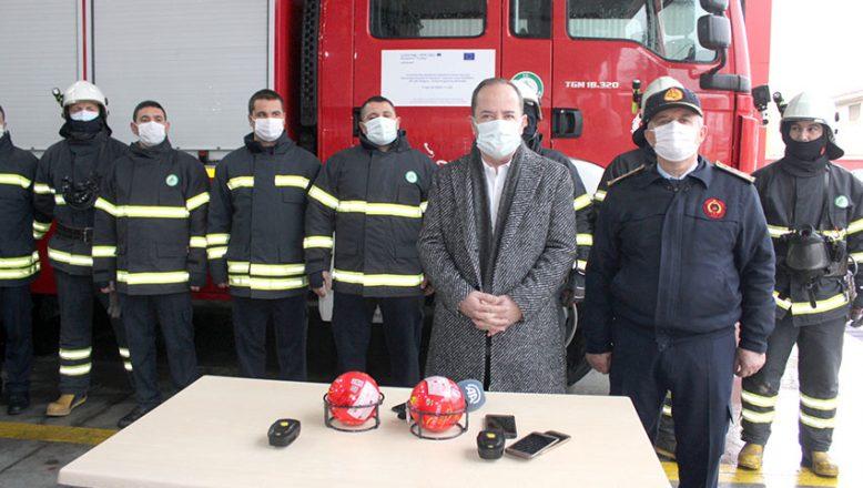 Yangınlara teknolojik müdahale