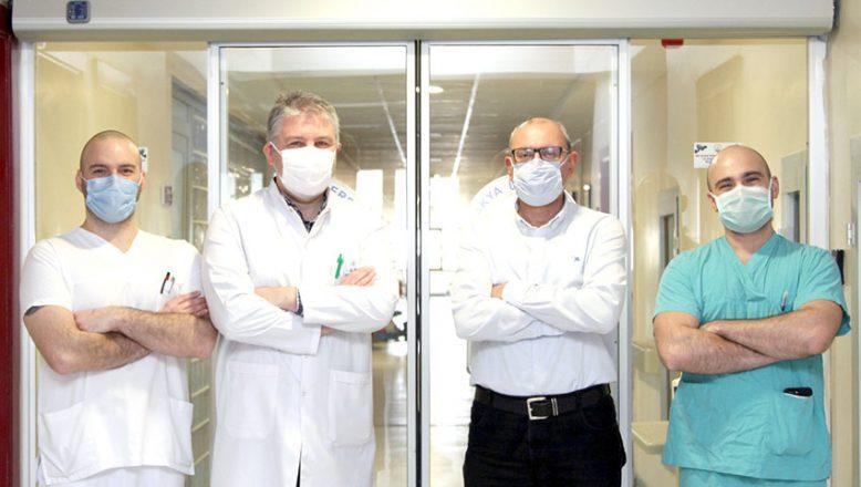 Laparoskopik cerrahide dünyada bir ilk