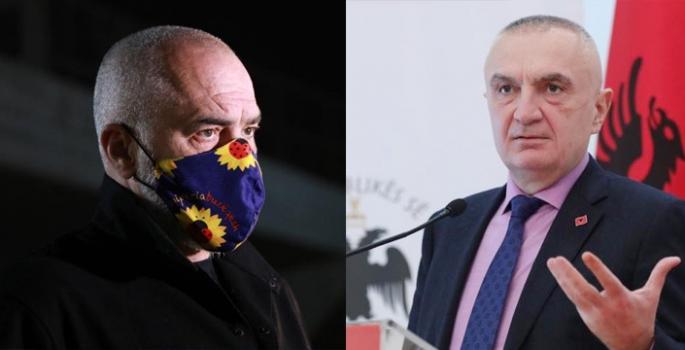 Arnavutluk'ta Rama ve Meta Arasında Seçim Gerilimi