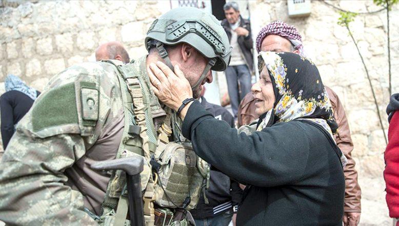 """""""Milyonlarca Suriyeli için imkan sunan tek ülke, Türkiye"""""""