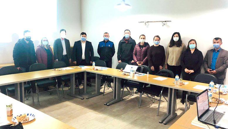 MARLENA Projesi'nin toplantısı yapıldı