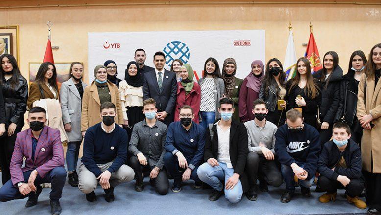 Balkan Gençlik Okulu'nun Yeni Dönemi Yeni Pazar'da Başladı