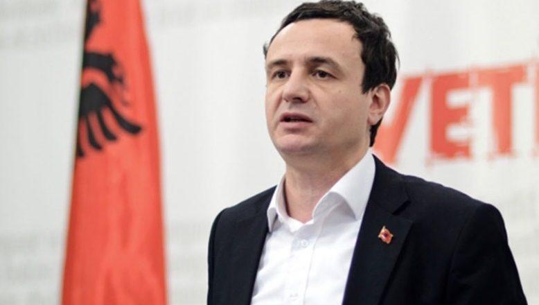 Kosova'nın Yeni Başbakanı Albin Kurti