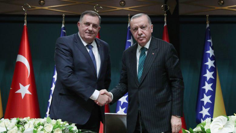 Türkiye, Bosna Hersek ile ticaret hacmini 1 milyar dolara çıkarmayı hedefliyor