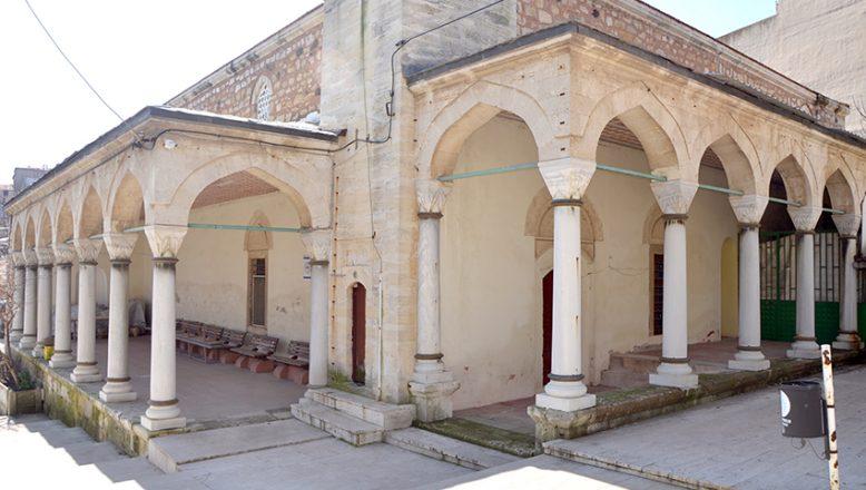 602 yıllık cami restore edilecek