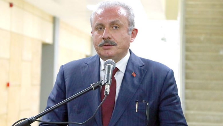 TBMM Başkanı Şentop: Milletvekilliğinin nasıl sona ereceği de anayasayla belirlenmiştir