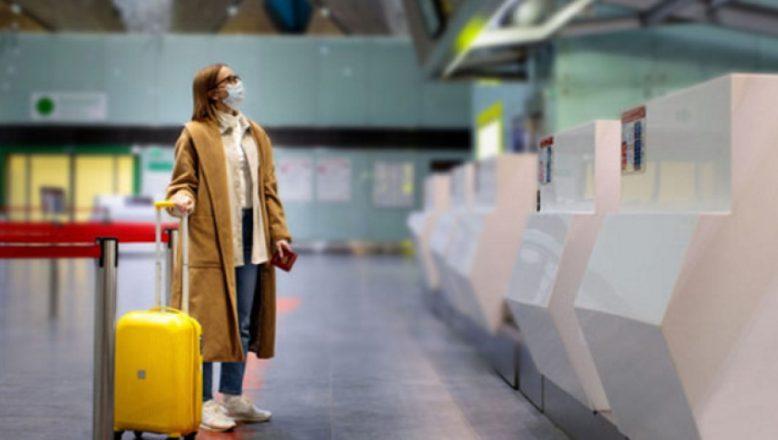Yurt dışı seyahatlerin ve ülkeye gelen yabancıların sayısında düşüş izleniyor