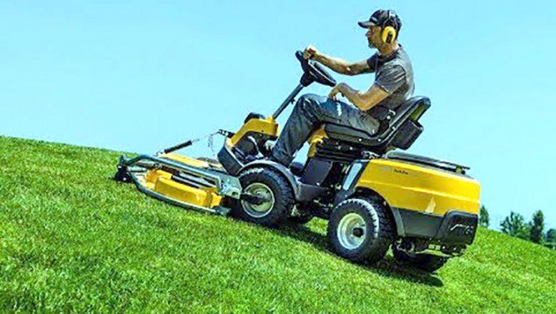 Çim Biçme Traktörü ve yedek parça alınacak