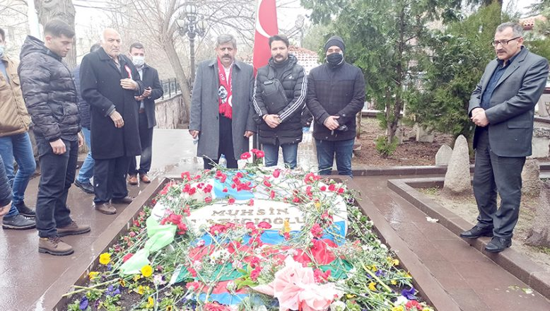 Sevenleri Yazıcıoğlu'nu unutmuyor