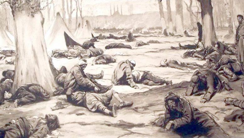 Edirne'nin kara günü