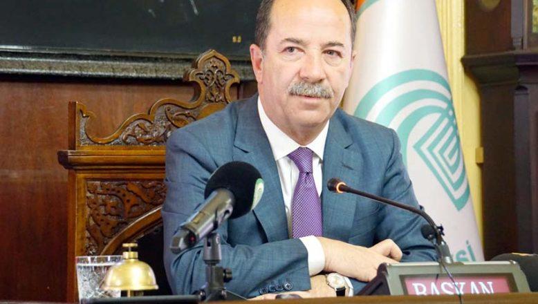 Başkan Gürkan'a hapis cezası