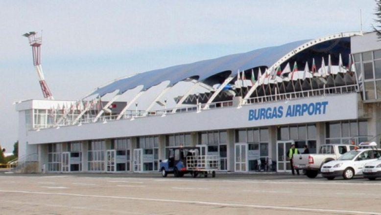 Burgas havaalanı 27 Mart'a kadar kapalı olacak