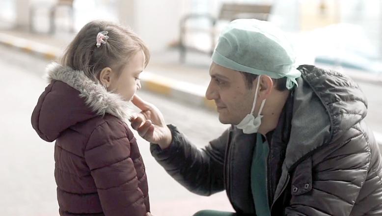 Valilikten Tıp Bayramına özel klip