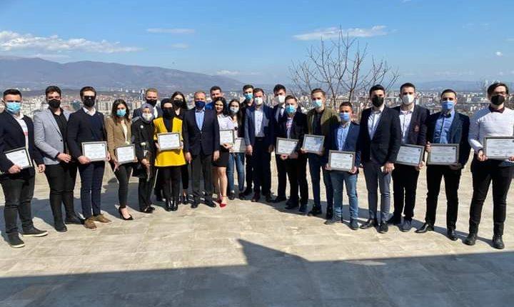 Büyükelçi, Genç Diplomat Akademisi'ne Katılan Gençleri Misafir Etti