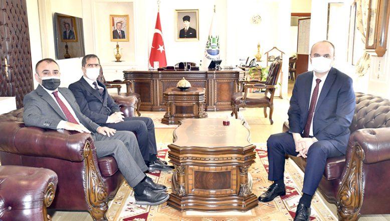 Özel Harekat Başkanı Türker, Edirne'ye geldi