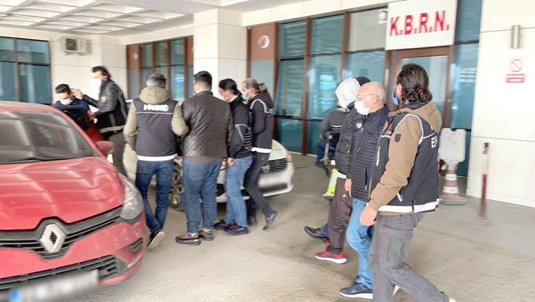 Edirne polisinden uyuşturucu tacirlerine darbe