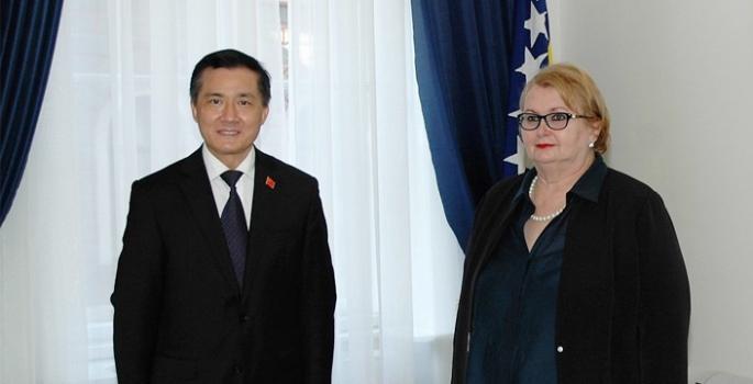 Çin, Bosna Hersek'e 50 Bin Doz Aşı Bağışlayacak