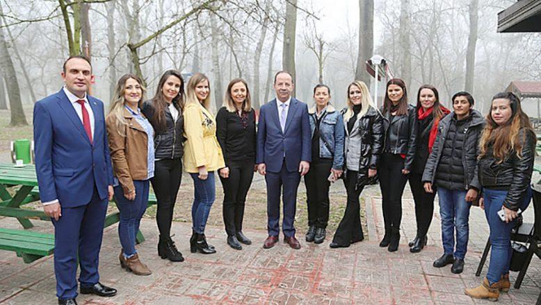 Kadın çalışanlara 8 Mart izni
